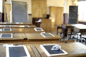 The Victorian Classroom