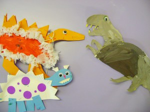 Rrrraaaarrrr!!! Some more of our holiday creations